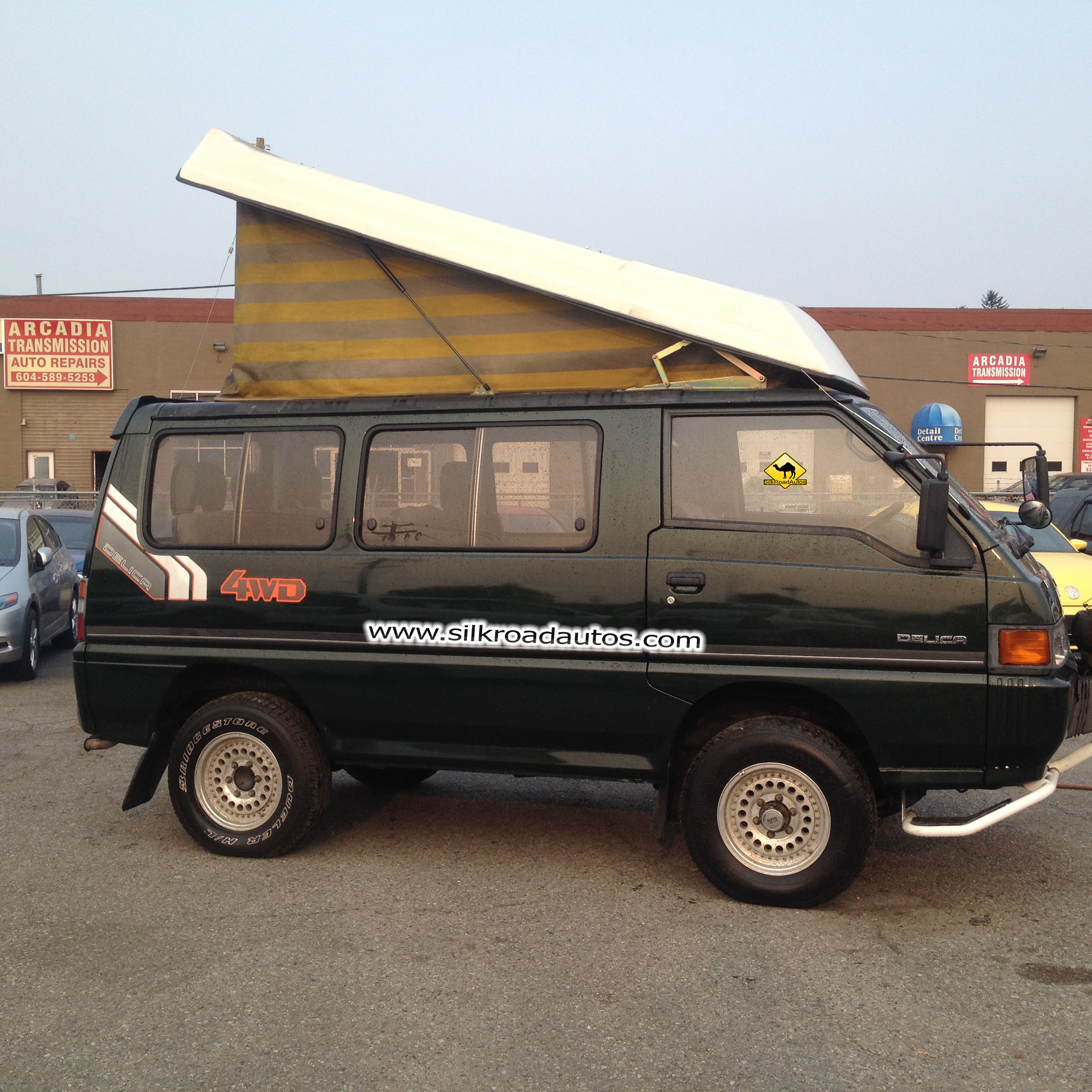 1989 Delica pop